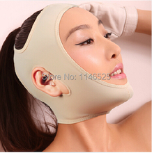 Thin face mask slimming mask face care skin lift chin face v-line lifting face lift bandage slim mask anti-sag beauty facemask