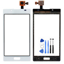 Buy Vannego Free L7 P700 P705 Touch Tactile Ecran Screen Digitizer Glass LG Optimus L7 P700 P705 Tools for $6.49 in AliExpress store