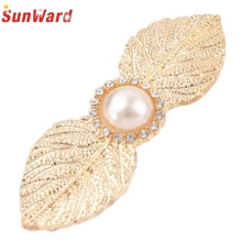 SunWard 1PC New Flower Leaf Hair Clip Hair Accessories Headpiece Retro 3.10