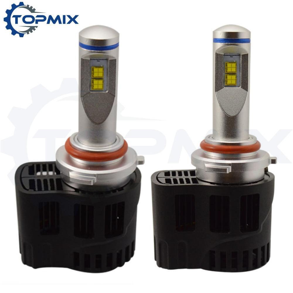 New 9006 HB4 Auto LED Car Headlights High Power MZ LED Fog Bulb Canbus LED Car Light Source 10400LM 110W 3000K 4000K 5000K 6000K<br><br>Aliexpress