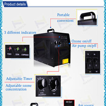 Hot Sale Multi-functional 6g Home Use Ozone Machine With CE