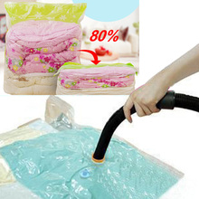 1pc/lot 50*60/60*80/70*100/80*110 Vacuum Storage Bag /Vacuum Seal Compressed Space Bag Household Large Space Saving Bag
