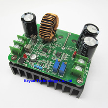 Lowest Price DC-DC 600W DC IN 10-60V OUT 12-80V Boost Converter Step-up Module mobile Power Supply DC Model for laptop in stock