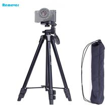 "New 520 Professional Tripod Portable Video Camera Tripod with Ball Head Gimbal Camera Stand 1/4"" screw for Nikon/Canon/DSLR/SLR(China)"