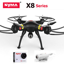 Original RC Helicopter SYMA X8G X8C X8W X8HC X8HW X8HG Quadcopter With HD Camera / Wifi Camera Drone dron Remote Control