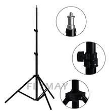 2M(79in) Light Stand Tripod With 1/4 Screw Head For Photo Studio Softbox Video Flash Umbrellas Reflector Lighting