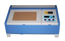 Russia free Ship & Tax! laser cutter for wood LY 3020/2030 CO2 laser cutting machine,mini laser engraving machine