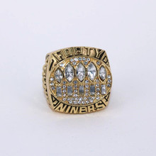 USA size 10.5! 1994 San Francisco 49ers super bowl 29 world championship ring replica YOUNG solid ring drop shipping(China)