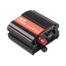 Y8200D 200W Car Inverter Converter DC 12V to AC 220V Modified Sine Wave Power