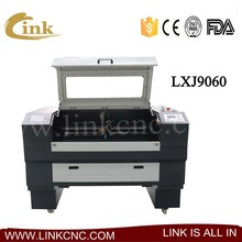 Portable laser cutting machine for photo crystal/cnc laser cutter engraver carver for fabric/acrylic/jewelery 90w 100w