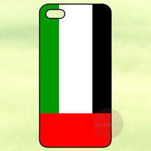 United Arab Emirates Flag Cover Case for iPhone 4 4S 5 5S 5C 6 Plus iPod Touch Samsung Galaxy S3 S4 S5 Mini S6 S7 Edge Note 2 3