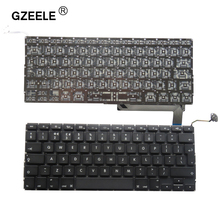 "New UK Laptop keyboard FOR Macbook Pro 15"" A1286 MB985 MB986 MC371 MC372 MC373 MC721 MC723 MD103 MD104 UK layout 2009-2012 YEAR(China)"