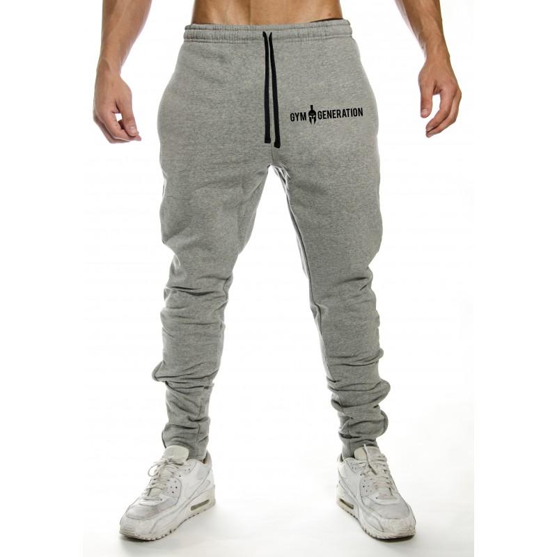 Brand Gyms Men Joggers Casual Men Sweatpants Joggers Pantalon Homme Trousers Sporting Clothing Bodybuilding Pants 28