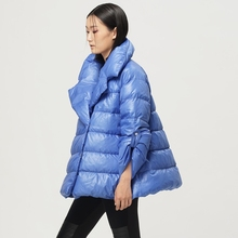 2016 Winter Duck Down Jacket Women Short Down Coats High Quality Big Hem Fashion Brand Down Parkas Female Winter Warm Clothes