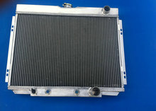 Aluminum Radiator 1967-1970 FOR Ford Mustang/1967 1968 1969 70 Mercury Cougar / XR7(China)