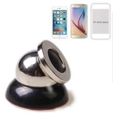 Buy Universal Mini Air Vent Car Holder Mount Magnet Magnetic Cell Phone Mobile Holder iPhone 5 6 6s 7 GPS Bracket Stand for $1.90 in AliExpress store