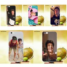 Matcheasy Soft Cases Skin For Apple iPhone 4 4S 5 5C SE 6 6S 7 8 Plus X Pink Mrs Cameron Dallas(China)