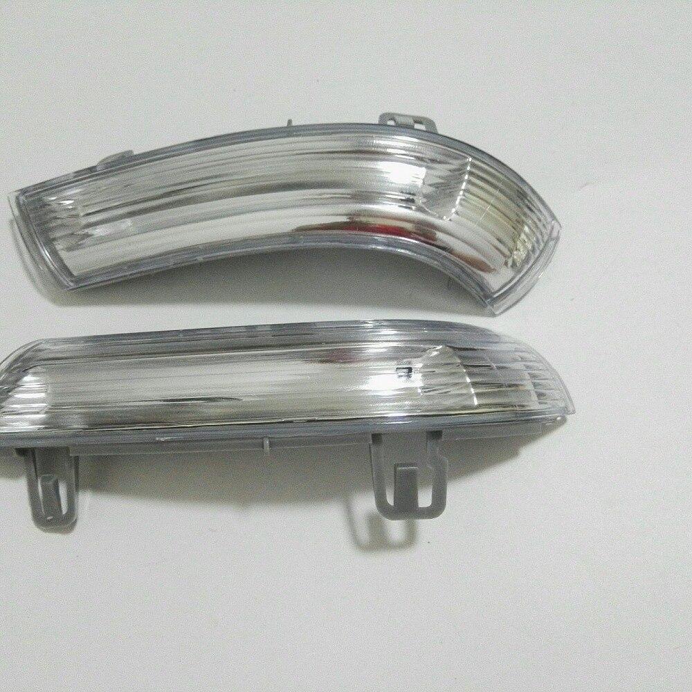 (1 SET ) For VW PASSAT B5 B6 GOLFV SUPERB Led Car Styling Side Mirror With Indicator Turn Signals Lights 1K0949101/1K0949102<br><br>Aliexpress