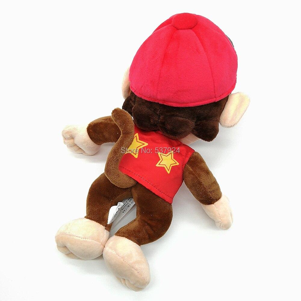 Mario diddy kong Odyssey Hat-11inch-160g-25-H