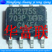 New SMD IR2175S IR2175 can be directly shot linear current sensing IC SOP-8 package 5pcs/lot