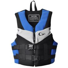 profession life vest life jacket Floating clothes adult children water sports swimming boat rafting life jackets Neoprene fabric