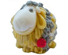 Sheep Silcione mold, Animal silicone mold, , Natural silicone soap mold. Candle mold(China)