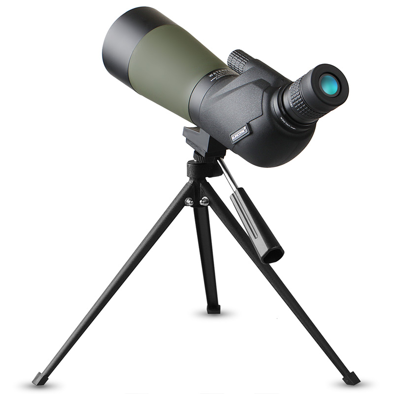 Suncore 15-45X60 monocular hunting telescope HD Holographic Spotting Scope Waterproof with Professional ultra compact tripod (4)