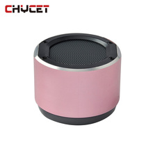 Round Q2 Mini Portable Outdoor Wireless Bluetooth Speaker support TF card(China)