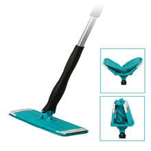 Rotating Mop 360 Spin Twist-Mop Hard Floor Cleaning Easy Bucket Dust Magic Microfiber Cleaner Self-wringing Reusable Mops(China)