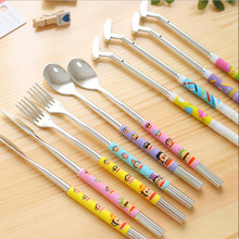 4 Pcs/lot novelty tableware golf gel pen stationery writing pens canetas material escolar office school supplies papelaria(China)