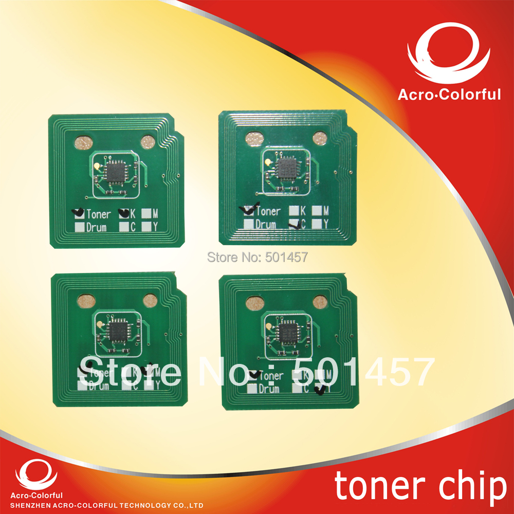 WorkCentre WC 7425 7428 7435 Smart color printer cartridge reset toner chip for Xerox 7435<br><br>Aliexpress