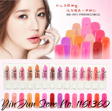 Brand Lovely 1 PC Fashion Bright Color Mini Sample Lipsticks Comestics Rouge Makeup Nude Lipstick Lip Balm Beauty Easy to Take