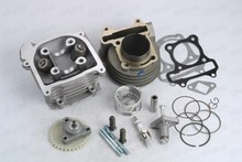 100cc Big Bore Performance Kit GY6 50cc 139QMB Chinese Scooter Parts 50mm(China)