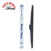 High Quality Winter Snow Wiper Blade Universal Windscreen Windshield Rubber For U Hook Wiper Arm Car Accessories(China)