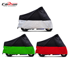 All Size M/L/XL/XXL/XXXL Motorcycle Cover DustProof Waterproof Outdoor UV Protector Motor Motorbike Rain Covers For all Scooter(China)