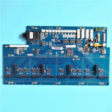 Flatbed UV printer Infinity FY1325A carriage board for Seiko 1020/35pl head board 8H with dongle 1pc retail(China)