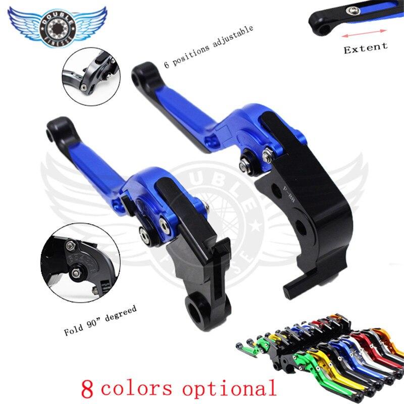 CNC Aluminum adjustable motorcycle brake clutch levers FOR honda CBR600RR 2007-2017 CBR1000RR/FIREBLADE/SP 2008-2016<br><br>Aliexpress
