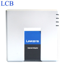 LINKSYS Pro SPA3102 Voice SIP IP Gateway Voip Phone Router 1 FXO 1 FXS Telefone Server System Phone Unlocked Wholesale 5pcs/lot(China)