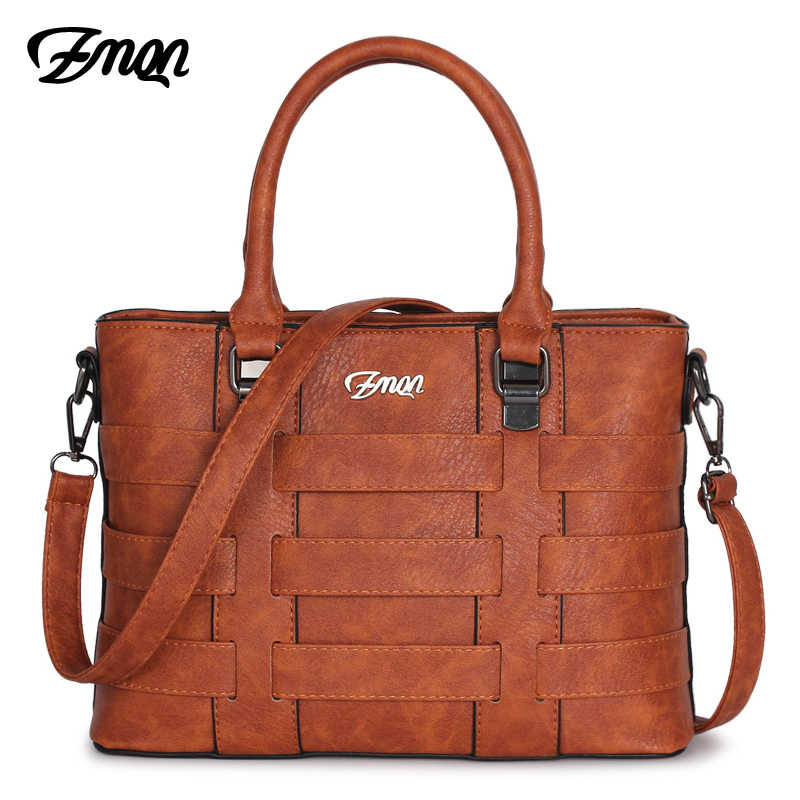5b898c29eb50 ZMQN Bag For Women Luxury Handbag Women Famous Brand PU Leather Designer  Handbag High Quality Shoulder