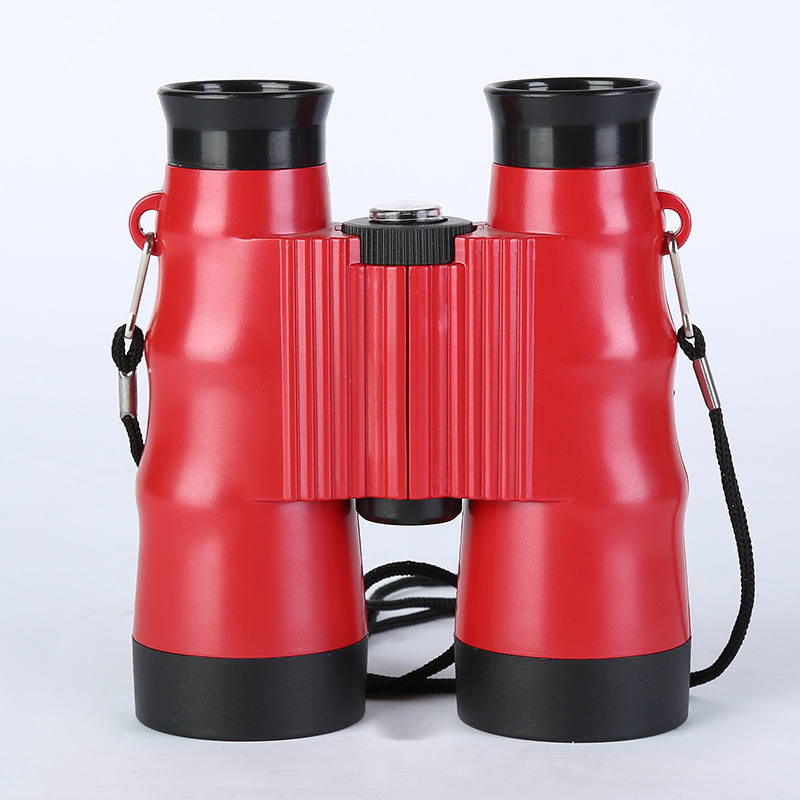 6X36 Folding Binoculars Telescope For Children Kids Toys Birthday Gift Outdoor Camping Climbing Tools Travelling Field Glasses (4)