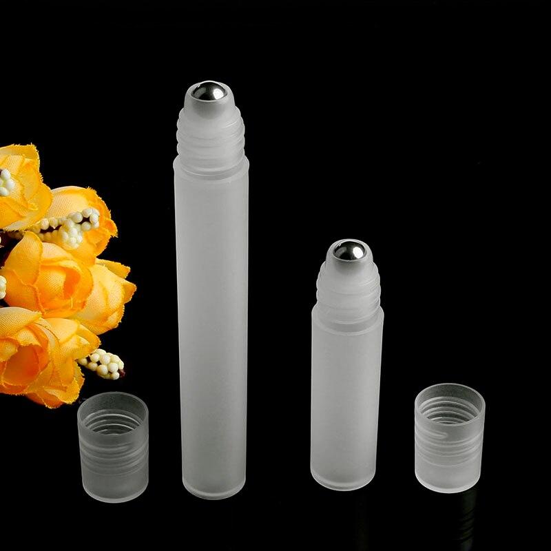 1Pc 5ml/10ml Empty Roll On Stainles Steel Roller Ball Liquids Oil Perfume Bottle<br><br>Aliexpress