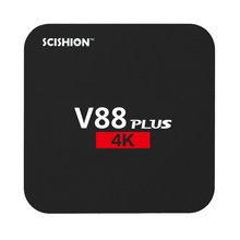 V88 Plus 2GB 8GB Smart Android 6.0 TV Box RK3229 Quad Core 2.4G MINI PC With KODI 16.1 XBMC Miracast 4K HD Media Player