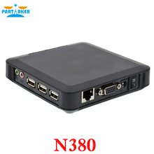 Partaker Thin Client N380 with CE 6.0 Thin Client XP 2000 Server 2003 Windows 7 or 8 Linux(China)
