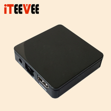 Original mini Set Top Box TVIP V410 V412 Box Linux or Android 4.4 Double System support H.265 1920x1080 quad core tvip 410 412(China)