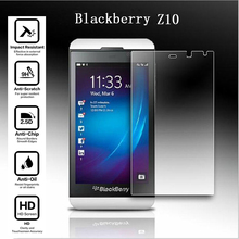For Rim BlackBerry Z10 Tempered Glass Screen Protector 2.5D 9h Safety Protective Film for BlackBerry STL100-3 4G 100-2 Lte