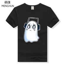undertale monster t shirts game concept undertale t shirts gift for summer costume game fans t shirts dx09(China)