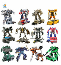 Hot Sale 18cm Transformation Ironhide Starscream Deformation Robot Toy Action Figures Toys Child Gifts No Original Box