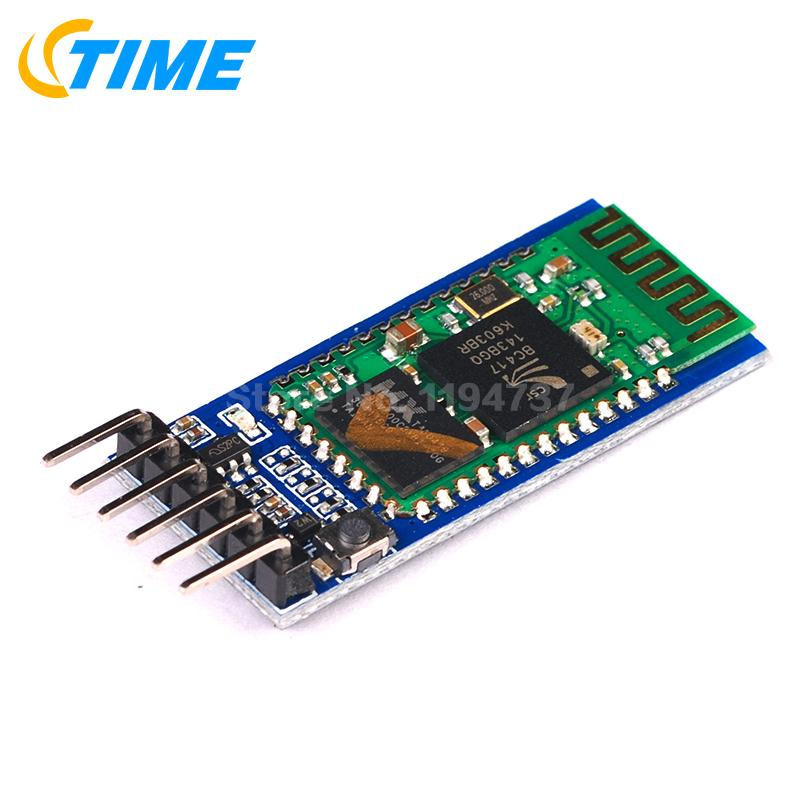1PCS HC-05 HC 05 RF Wireless Bluetooth Transceiver Module RS232 / TTL to UART Converter and Adapter(China (Mainland))