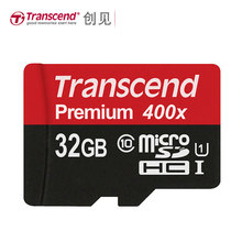 Transcend Memory Card 32GB Class10 MicroSD MicroSDHC Micro SD SDHC Card Up To 60MB/S UHS-1 TF Card 32GB With Original Packaging(China)