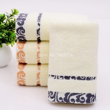 2016 Terry Towel My Brand Towel Cotton Toalha De Banho Hand Bath Towels for Adult Towels Bathroom Face Cloth MJ(China)